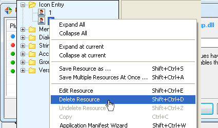 Resource Editor